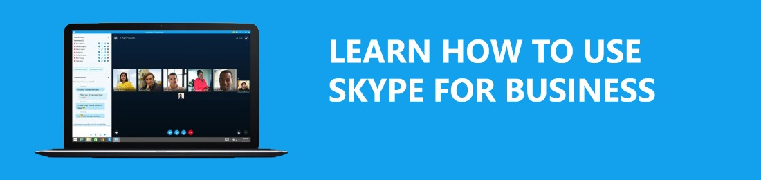 how to use skype for business