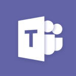 A picture of the Microsoft Teams training icon