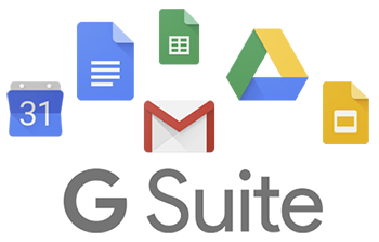 An image of the Google Suite icon