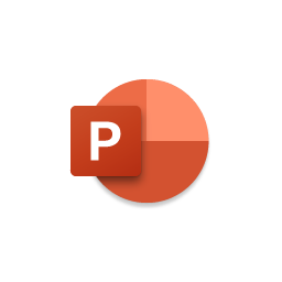 An image of Microsoft Powerpoint Training icon