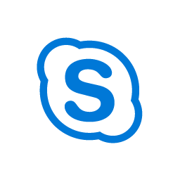 An image of Skype for Business icon